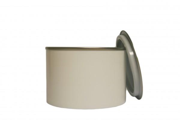 Ringdose mit Deckel aus Kunststoff für Wasser-Basislack (0,5 Liter)