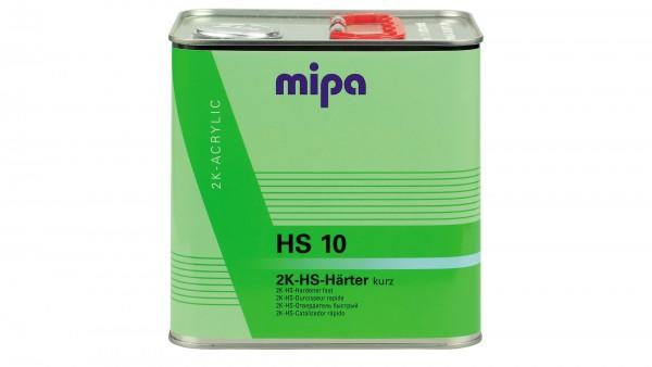Mipa 2K-HS-Härter HS 10 kurz (2,5l)