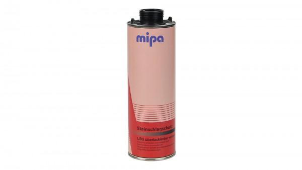 Mipa Steinschlagschutz UBS schwarz super überlackierbar Spritzware (1l)