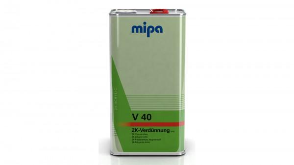 Mipa 2K-Verdünnung lang V 40 (5 l)