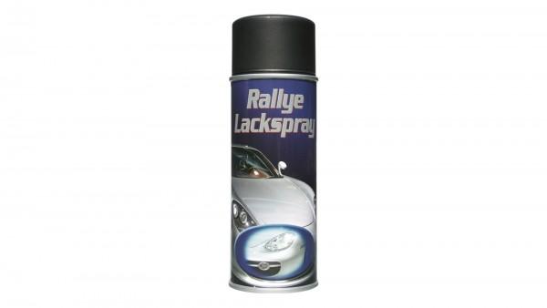 Rallye Lackspray schwarz matt Kontrollspray (400ml)