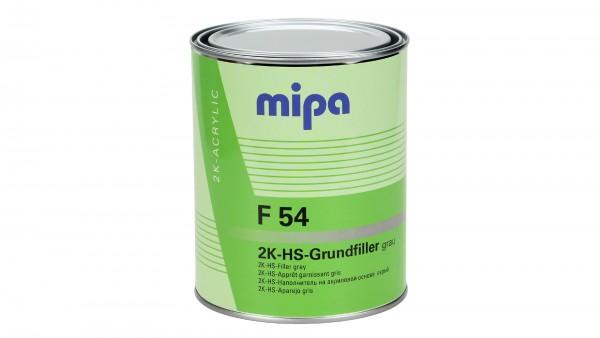 Mipa 2K-HS-Grundierfüller F54 hellgrau (4l)