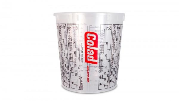 Colad - bedruckte Mischbecher (Größe 700ml)