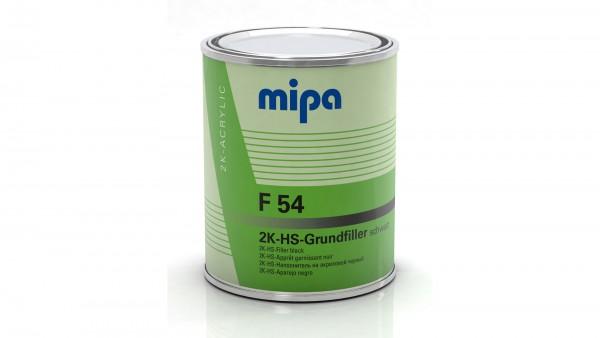 Mipa 2K-HS-Grundfiller F 54 - schwarz (1L)