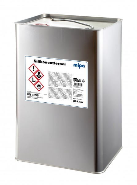 Mipa Silikonentferner (30 Ltr)