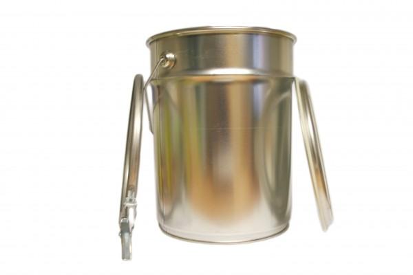 Leereimer mit Deckel (5,0 Liter)