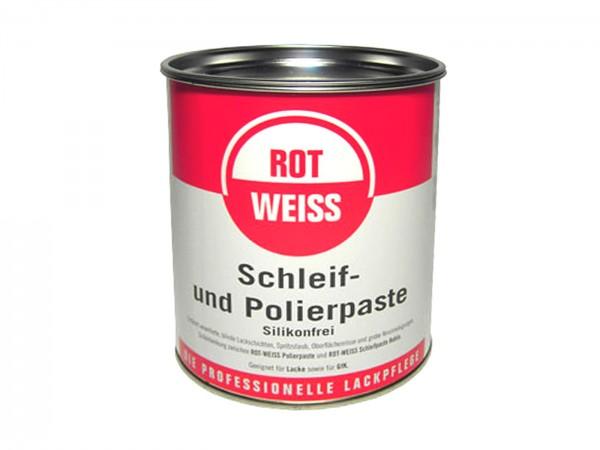 ROTWEISS Schleif- und Polierpaste (750ml)