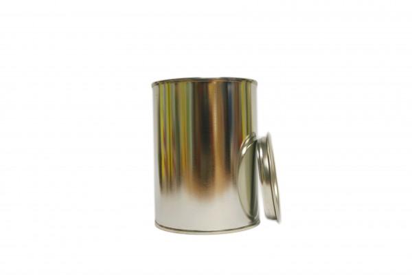 Ringdose mit Deckel (0,5 Liter)