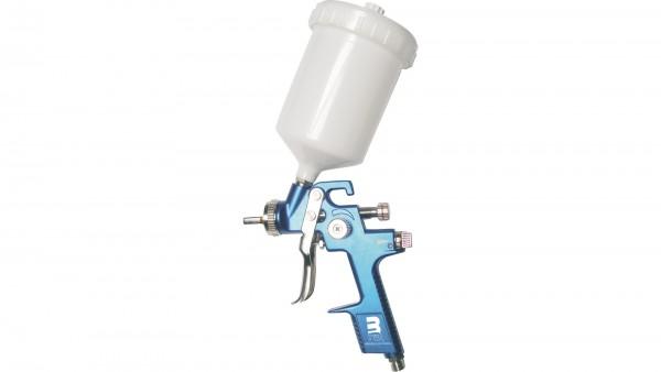 MP SprayGun Profi S Düse 1,3 mm mit 0,6 l Kst-Fließbecher