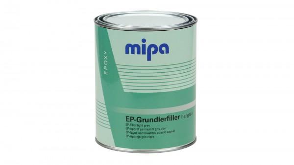 Mipa EP-Grundierfüller hellgrau ca. RAL 7032 (1l)