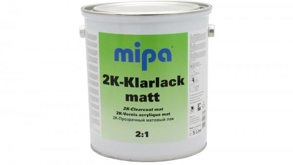 Mipa 2K-Klarlack matt (5l)
