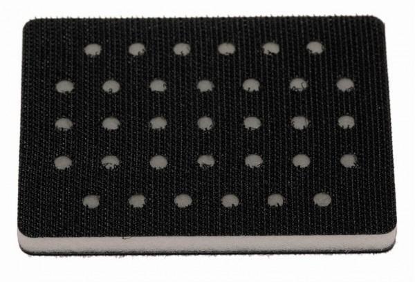Mirka für Schwingschleifer mit Absaugung Softauflagen 75 x 100 mm 7 mm Grip 33-Loch (5Stk)