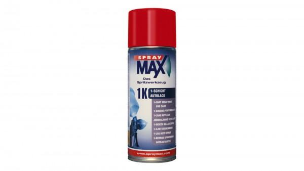 Spray Max - 1K Decklack RAL 3000 feuerrot glänzend (400 ml)