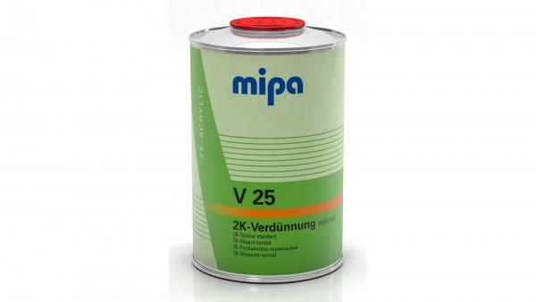 Mipa 2K-Verdünnung normal V 25 (1 Ltr)