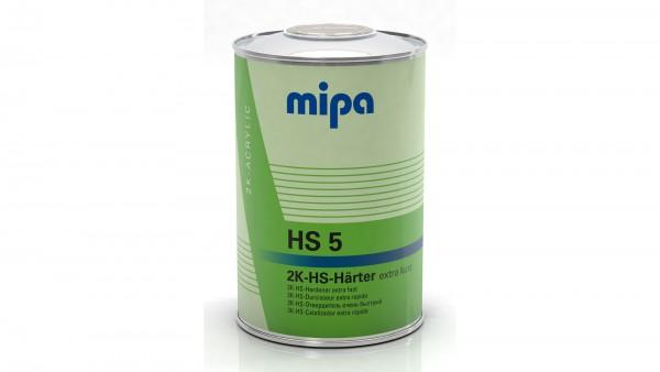 Mipa 2K-HS-Härter HS 5 extra kurz (1l)