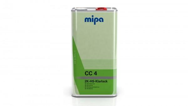 Mipa 2K-HS-Klarlack CC 4 (5l)