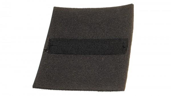 Mirka Handschleifpad 115 x 140 mm hochflexibel Grip ungelocht (1Stk)