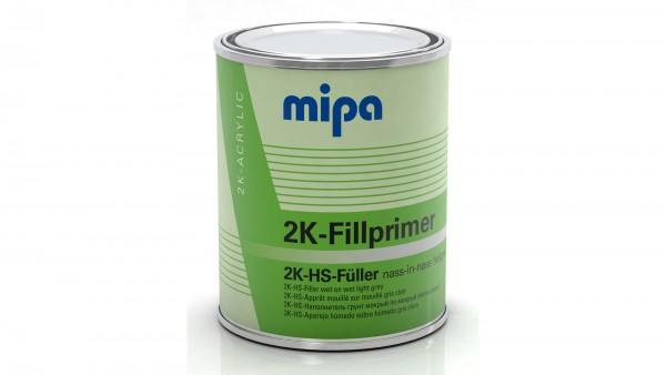Mipa 2K-HS-Fillprimer hellgrau (1l)
