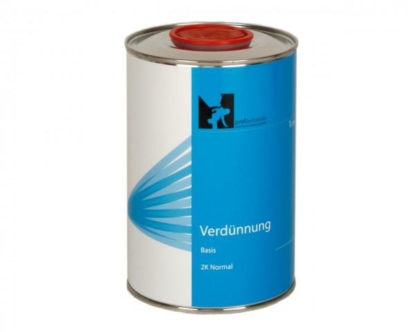 profiautolacke - Basisverdünnung kurz (Supercryl - 1 Liter)