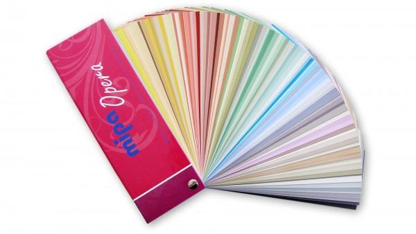 Mipa Farbtonfächer ProMix Opera