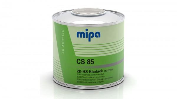 Mipa 2K-HS-Klarlack CS 85 kratzfest (0,5l)