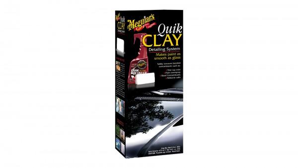 Meguiar's Quik Clay Detailing System - Starter Kit