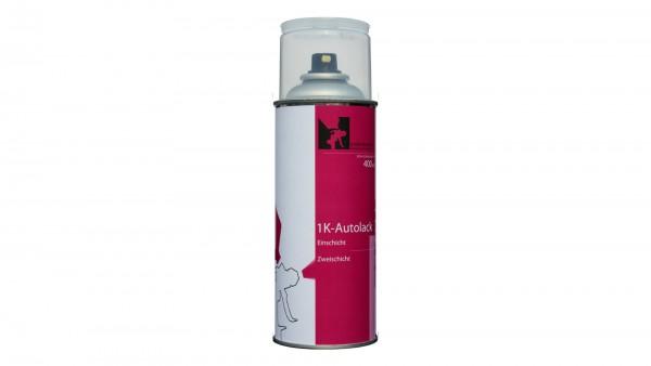 1K Autolack Spraydose in Wunschfarbe / Wagenfarbe (400ml)