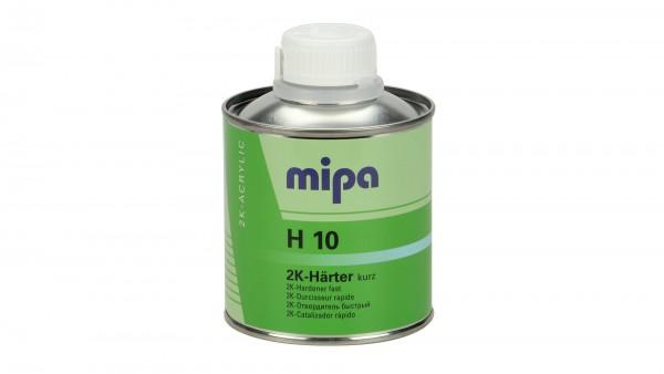 Mipa 2K-Härter H 10 kurz (0,25l)