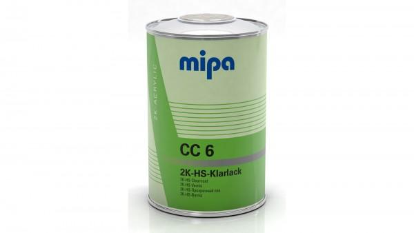 Mipa 2K-HS-Klarlack CC 6 (1l)