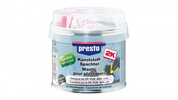 presto Kunststoffspachtel styrolfrei (250g)