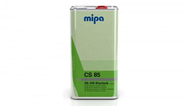 Mipa 2K-HS-Klarlack CS 85 kratzfest (5 Liter)