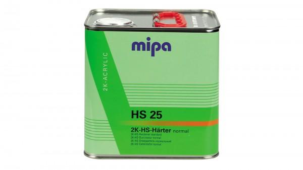 Mipa 2K-HS-Härter HS 25 normal (2,5l)