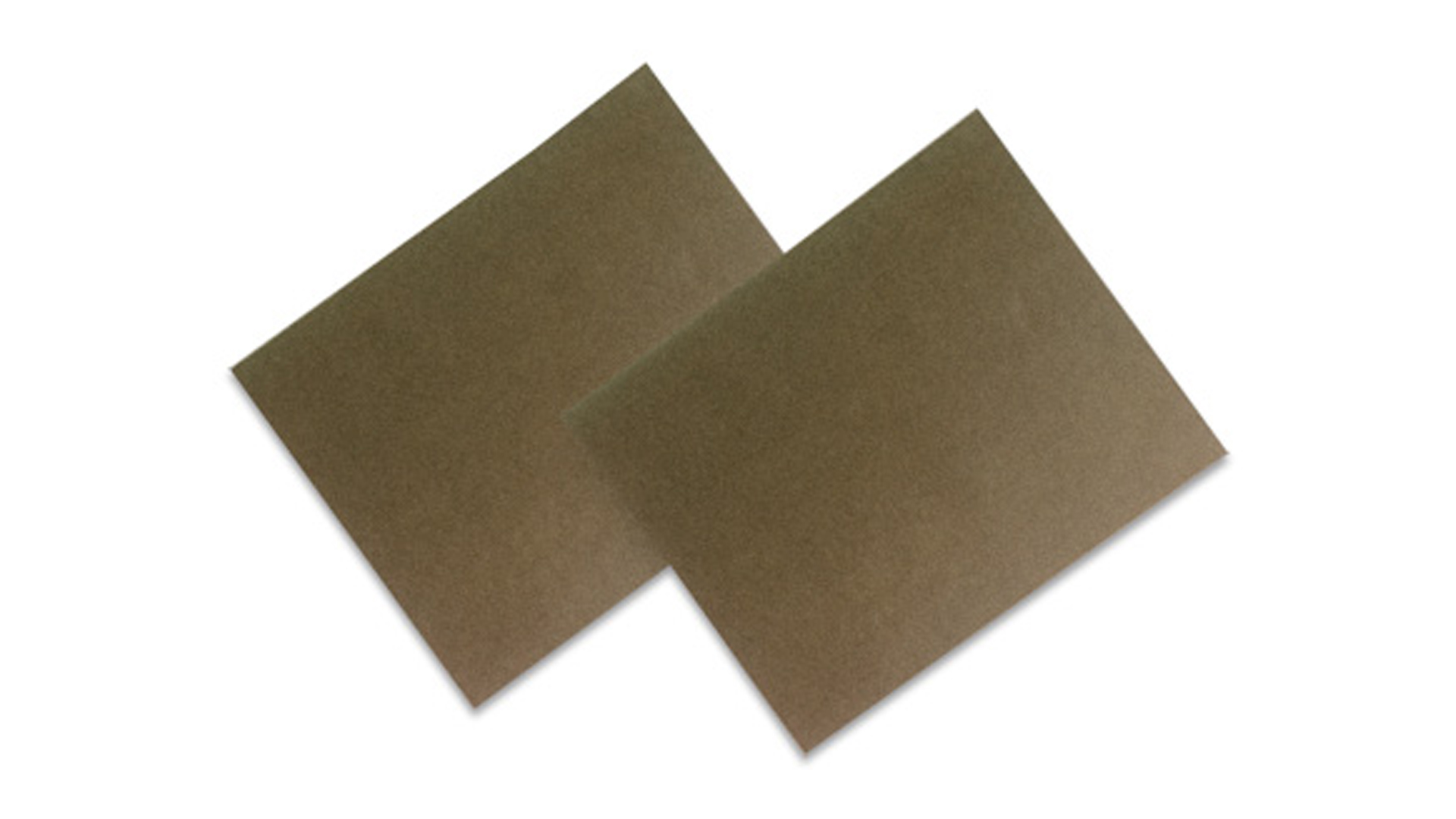 25 x Schleifpapier wasserfest Nassschleifpapier