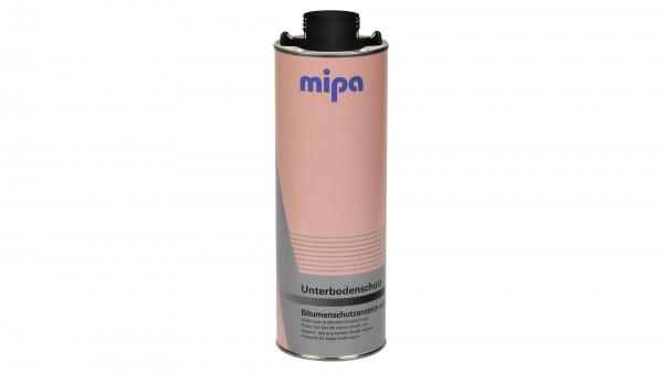 Mipa Unterbodenschutz schwarz Spritzware auf Bitumenbasis (1l)