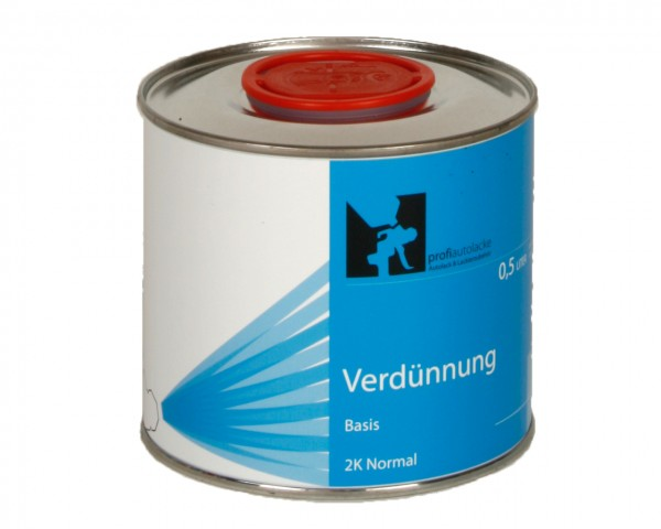 profiautolacke - Basisverdünnung kurz (Supercryl - 0,25 Liter)