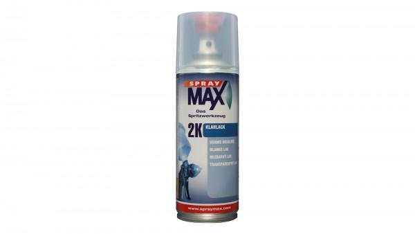 Spray Max - 2K Klarlack glänzend Spray (400ml)