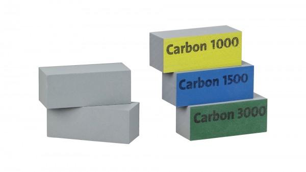 MP Feinschleifklotz P 3000 20 x 20 x 50 mm Carbon grün