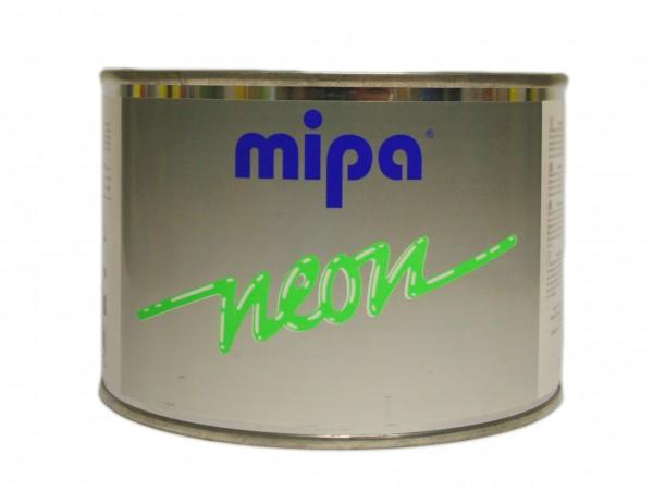 Mipa neon - RAL 1026 leuchtgelb (Basislack unverdünnt) 0,5 Liter