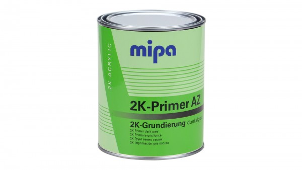 Mipa 2K-Primer AZ dunkelgrau (1l)