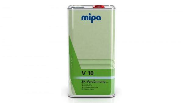 Mipa 2K-Verdünnung kurz V 10 (5 l)