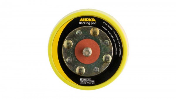 "MIRKA Schleifteller 77mm 5/16"" Grip Medium"